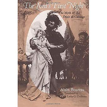Prima notte del Signore: il mito delle Droit de Cuissage
