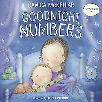 Boa noite, números [livro de placa]