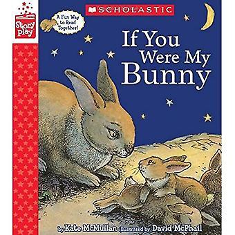Si fueras mi conejito (un libro de Storyplay) (Storyplay)
