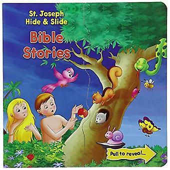 St. Joseph Hide & Slide: Histoires de la Bible