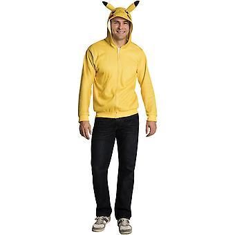 Pikachu Hoodie Yetişkin