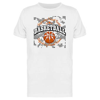 Basketball Emblem Tee Men's -Image by Shutterstock