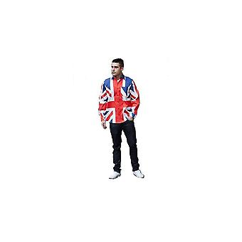 Union Jack Wear Union Jack Long Sleeved Dress Shirt
