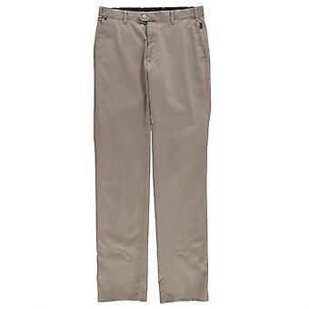 Bruhl Mens Montana Trousers Twill Pants Bottoms Zip