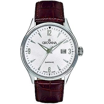 Grovana horloges mens watch traditionele 1191.1532