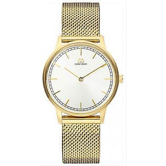 Danish Design Tildos Vigelso Watch - Silver