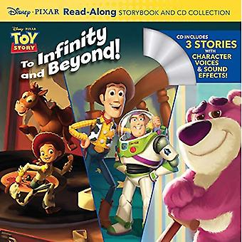 Toy Story Lees-along verhalenboek en CD-collectie (Lees-along verhalenboek en CD)