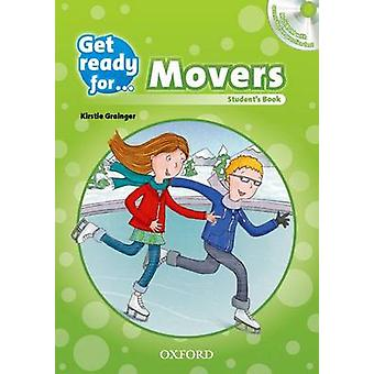 Get Ready for - Movers - Student's Book and Audio CD Pack - 97801940032