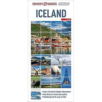 Insight Guides Flexi Map Iceland - 9781786719478 Book