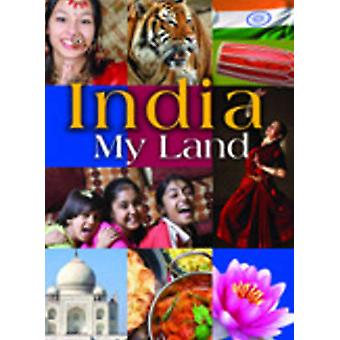 India My Land by Sterling Publishers - 9788120750494 Book