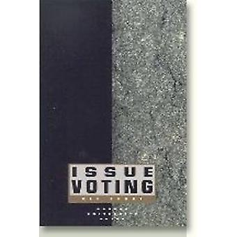 Issue Voting - An Introduction by Ole Borre - 9788772889139 Book