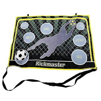 MV Sports Kickmaster Indoor Target Shot With Ball Ages 5 Years+