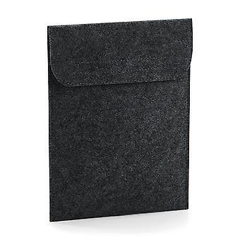 حقيبة باكيس بغطاء لباد