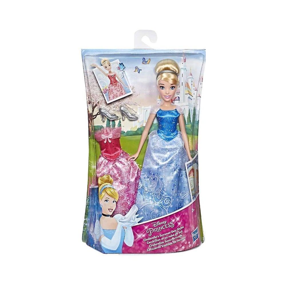 Disney Princess Cinderella Fashion Doll