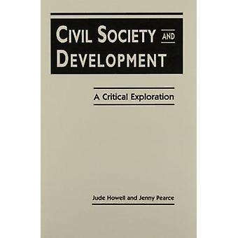 La société civile et le développement - une Exploration critique par Jude Howell