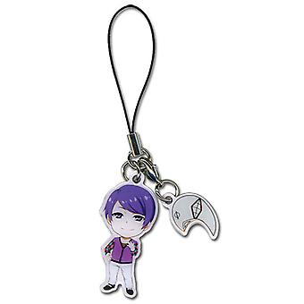 Cell Phone Charm - Tokyo Ghoul - New Shuu & Mask Anime Licensed ge17336