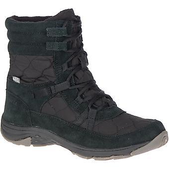 Merrell Womens Approach Nova Mid Waterproof Winter Boots