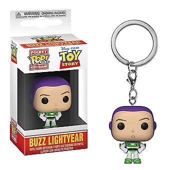 Toy Story Buzz Pocket Pop! Keychain