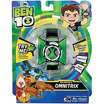 Ben 10, Ominitrix watch-Season 3