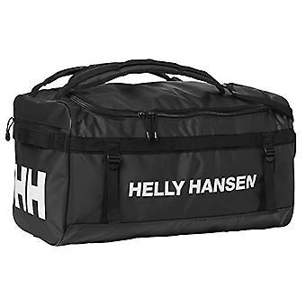Helly Hansen HH Classic Duffel Bag Unisex Bolsa de Viaje - Negro Adulto (Negro) S (50 L)