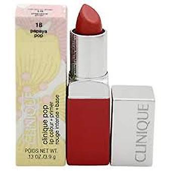 Clinique Pop Lip Colour y Primer 3.9g - 01 Nude Pop