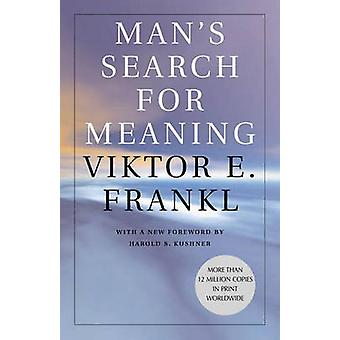 Man's Search for Meaning by Viktor E. Frankl - 9780807014271 Book