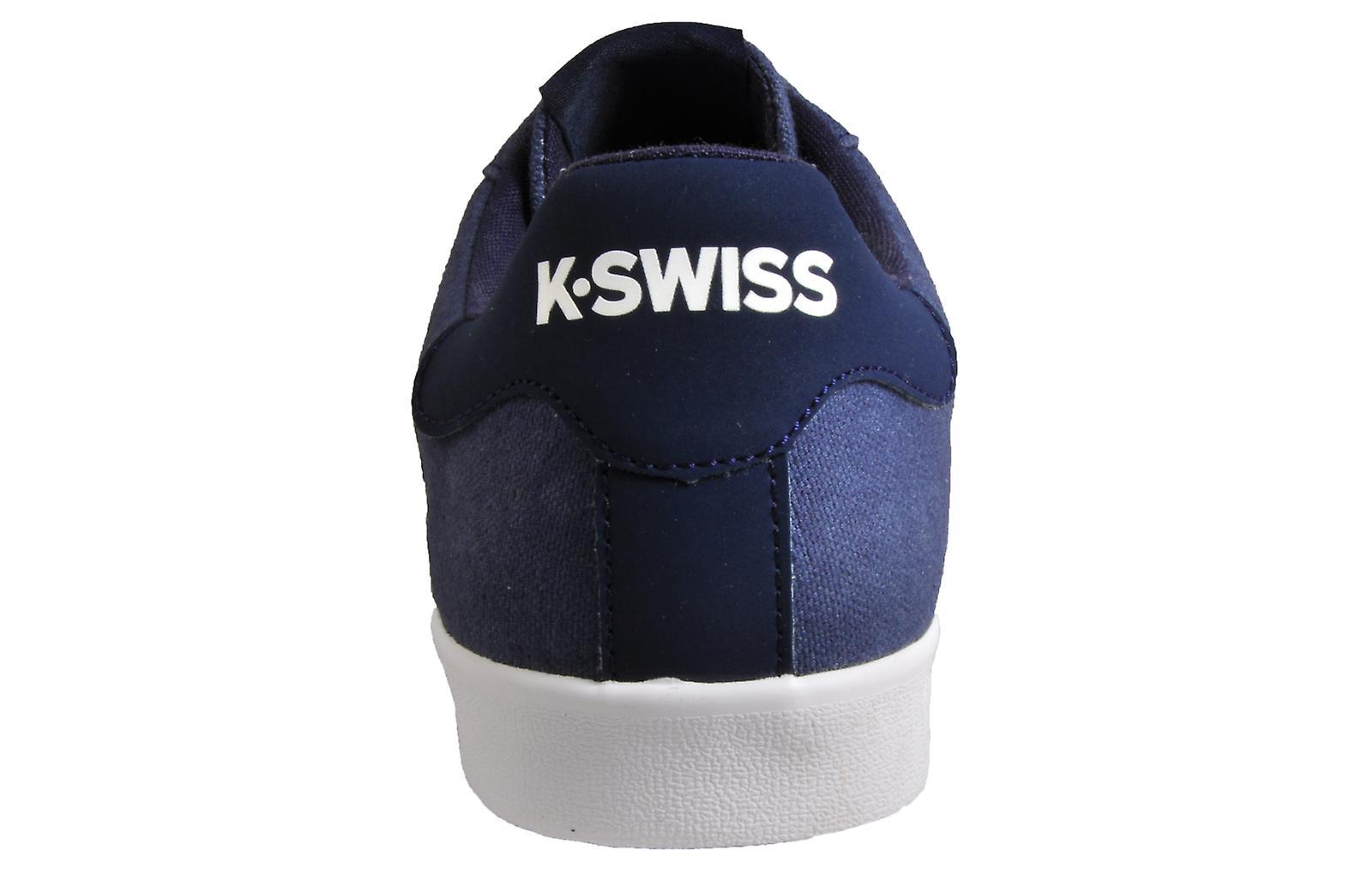 K Swiss Belmont SO Navy / White
