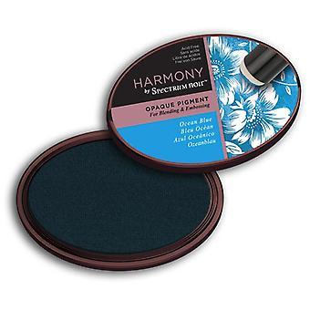 Spectrum Noir Ink Pad Harmony Opaque Pigment Ocean Blue