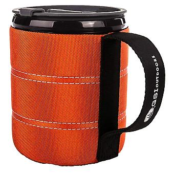 GSI Outdoor Orange Infinity tazza Backpacker 503ml