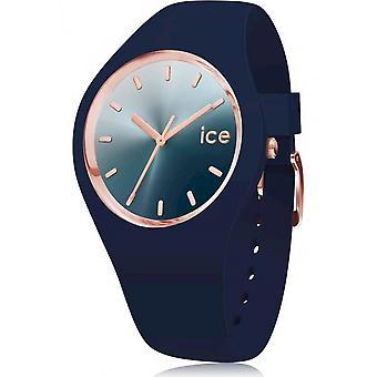 Ice Watch - Montre-bracelet - Unisex - Ice sunset - Blue - Medium - 3H - 015751