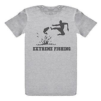 Extreme Fishing - Mens T-Shirt