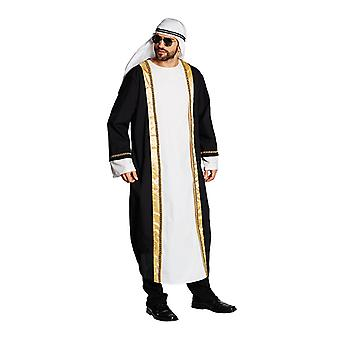 Traje de Árabe Scheichksotüm árabe Sheikh traje para los hombres