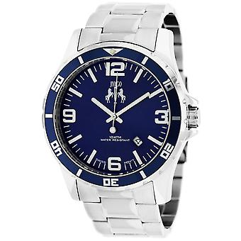Jivago Men's Ultimate Blue Dial Watch - JV6116