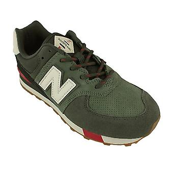 New Balance Shoes Casual New Balance Yv996Lwh 0000160403-0