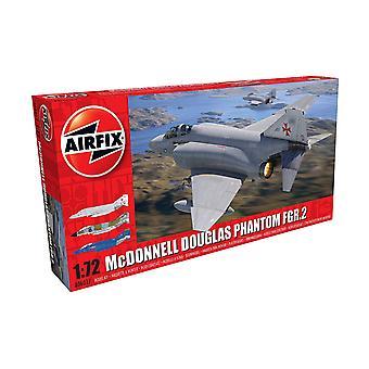 Airfix A06017 McDonnell Douglas FGR2 Phantom Classic - 1:72 Kit modelo em escala