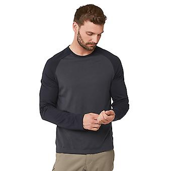 Craghoppers mens 1st Layer Långärmad Thermal Control T-shirt