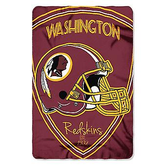 Washington Redskins NFL Northwest Shield Fleece Throw