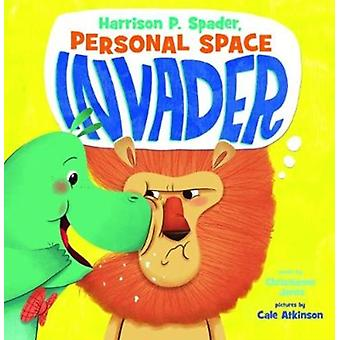 Harrison Spader Personal Space Invader by Christianne C Jones