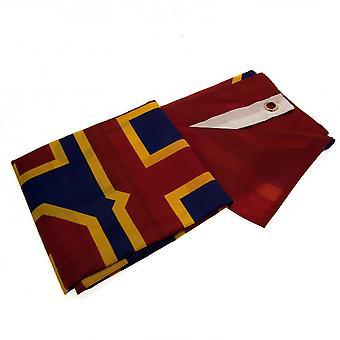 FC Barcelona Since Flag