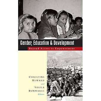 Gender Education and Development-kehittäjä: Christine Heward & Edited by Sheila Bunwaree