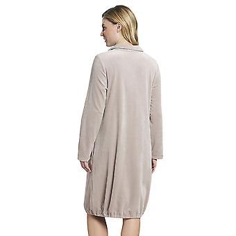 Rosch 1193610-12607 Women's New Romance Moonlight Beige Cotton Robe