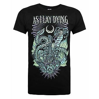 As I Lay Dying Cobra Men's T-Shirt