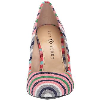 Katy Perry Women's The Sissy-Stripe Terry Cloth Pump
