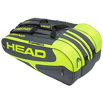 Head Elite 12R Monstercombi 283719 grey/ lime