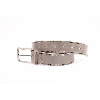 Beautiful Grey Volnerf Leather Men's Belt