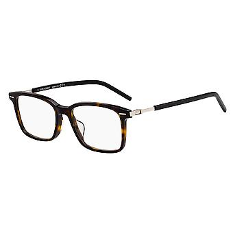 Dior HOMME TECHNICITY O6F ASIAN FIT 086 Dark Havana Briller