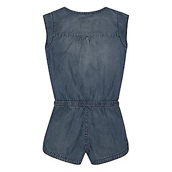 Levi&s Girls&Apos; Big Romper, Vintage Waters, M