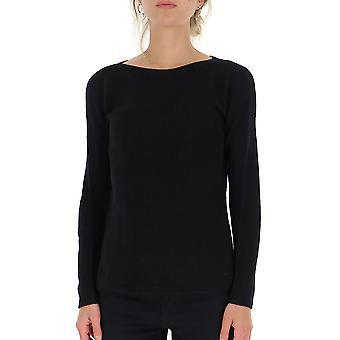 -apos;S Max Mara 936660299000023014 Women-apos;s Black Wool Sweater