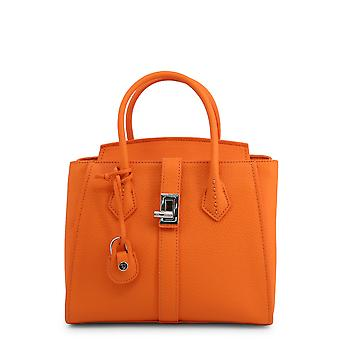 Trussardi Original Women All Year Handbag - Orange Color 49060