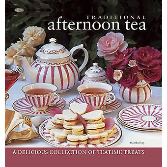 Traditional Afternoon Tea by Martha Day